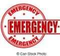 Emergency Stock Image