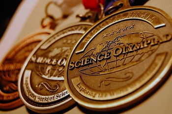Science Olympiad Medals