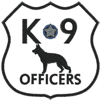 k-9 officers logo