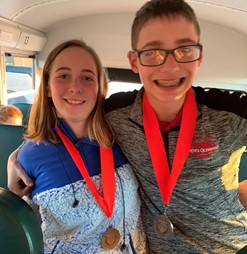Science Olympiad Ornithology Winners