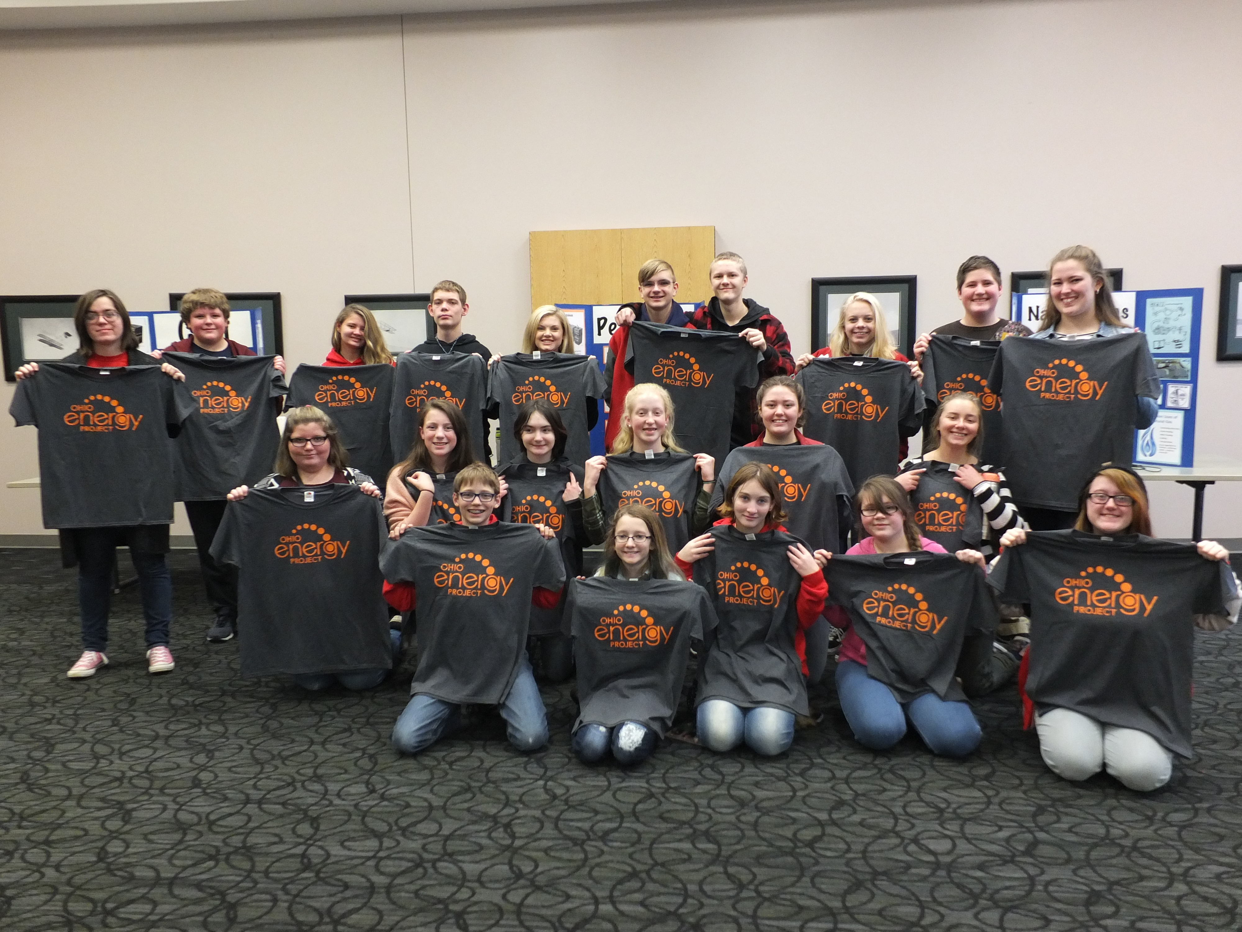 Energy Summit 2018 Student Event Group Picture