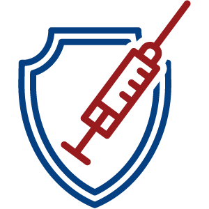 Immunization sheild logo