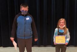 Elementary Spelling Bee Winners