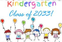 Kindergarten Registration 2020