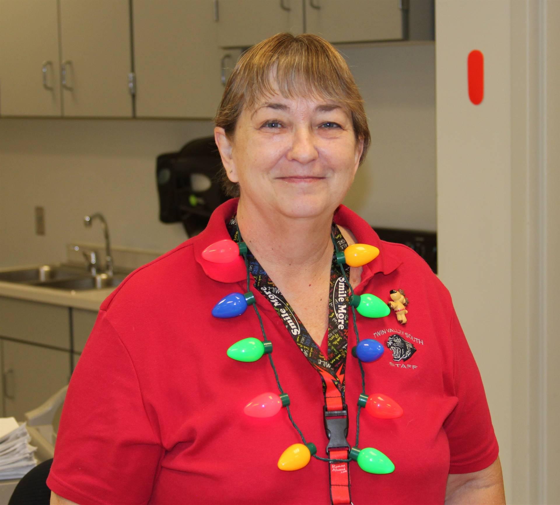 November Teacher of the Month-Mrs. Byrd