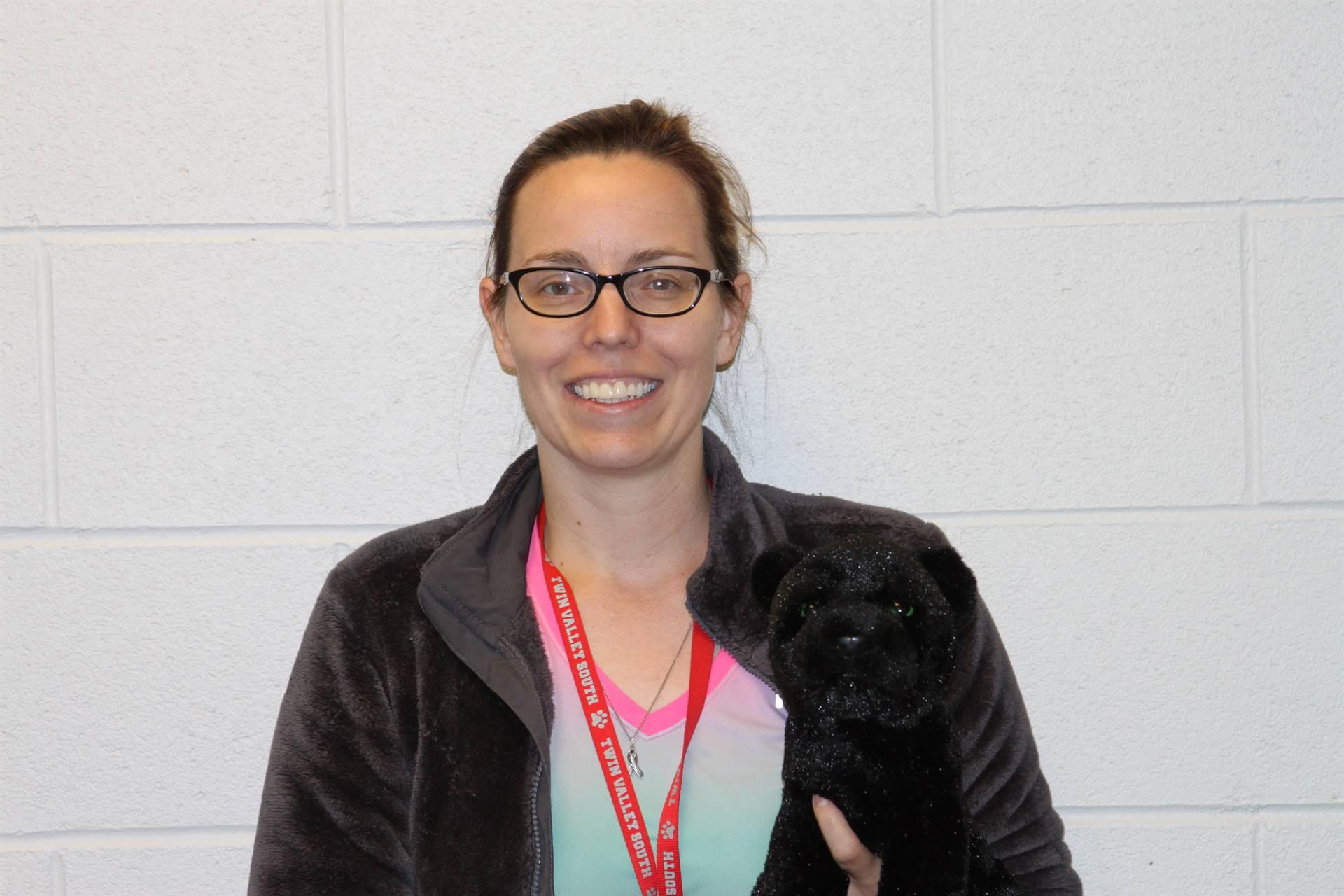 September Teacher of the Month- Mrs. Beneke