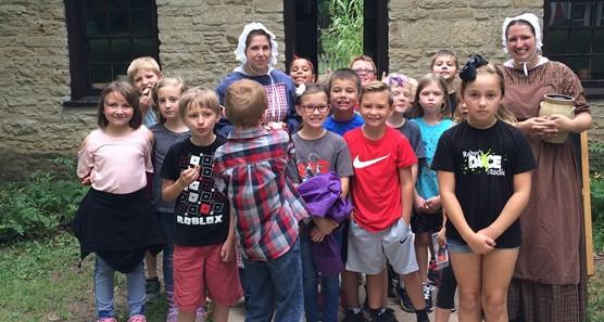 Carillon Park 3rd Grade