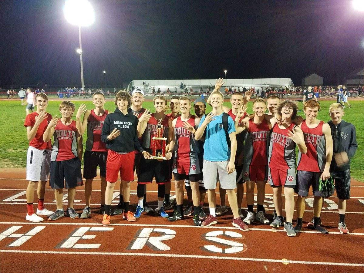 Fred Durkle Invite boys champions for the 4th year in a row!