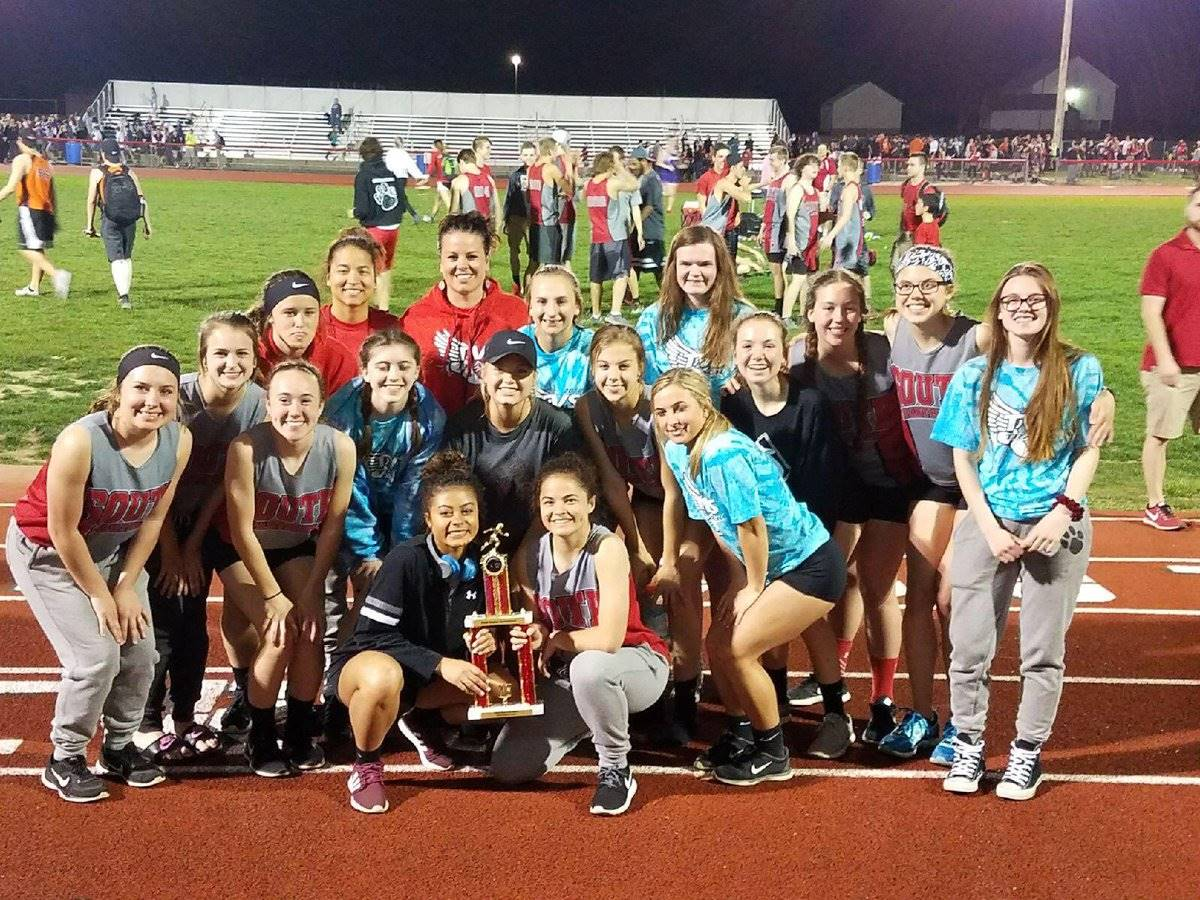 Fred Durkle Invite  girls champions for the 4th year in a row!