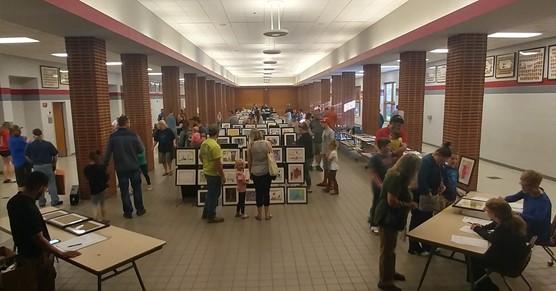 2018 Elementary Art Show