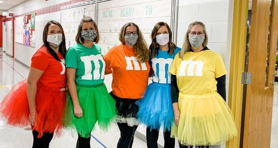 1st Grade Halloween