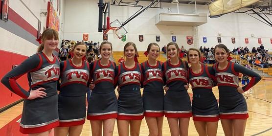 2020 BB Cheerleaders
