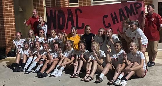 WOAC Girls Soccer